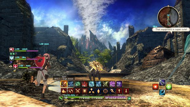 Sword Art Online: Hollow Realization Deluxe Edition PC Crack