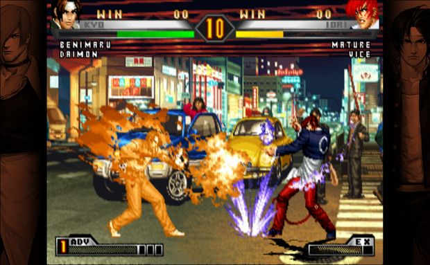 THE KING OF FIGHTERS '98 ULTIMATE MATCH FINAL EDITION PC Crack