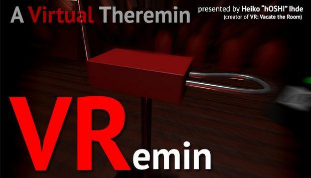 VRemin (A Virtual Theremin) Free Download