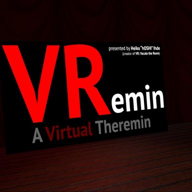 VRemin (A Virtual Theremin) Torrent Download