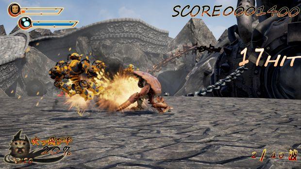 カニマン VS メカモンキー Torrent Download
