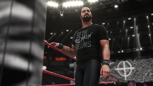 WWE 2K18 PC Crack
