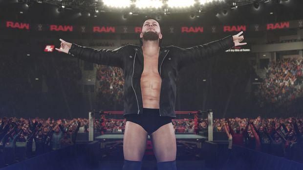 WWE 2K18 Torrent Download