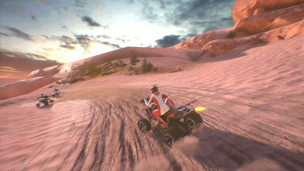 ATV Drift & Tricks Torrent Download