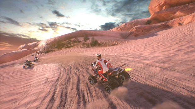 ATV Drift & Tricks Torrent Download