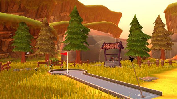 Adventure Golf VR Torrent Download