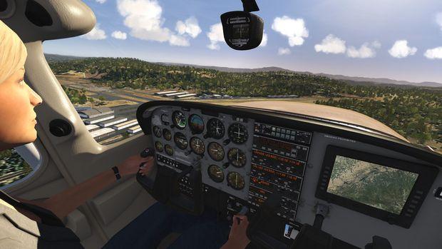 Simulateur de vol Aerofly FS 2 PC Crack