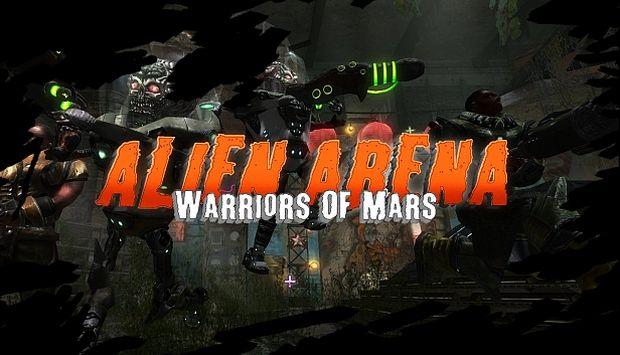 Alien Arena: Warriors Of Mars Free Download