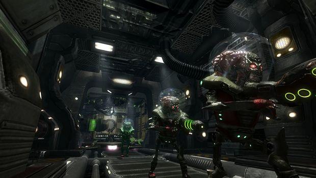 Alien Arena: Warriors Of Mars PC Crack