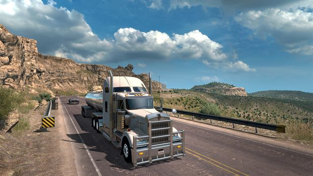 American Truck Simulator Torrent Download