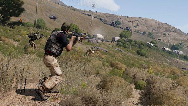 Arma 3 Tac Ops Mission Pack PC Crack