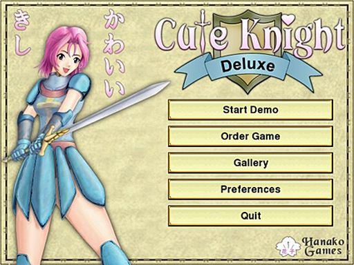 Cute Knight Deluxe Free Download