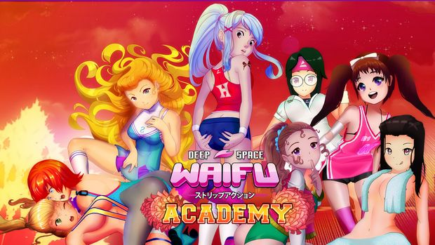 DEEP SPACE WAIFU ACADEMY Torrent Download