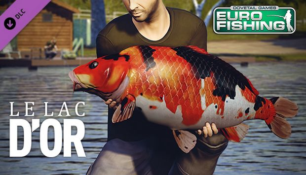 Euro Fishing: Le lac d'or Free Download