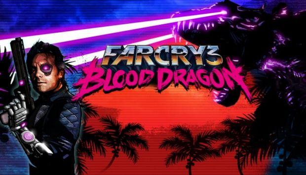 Far Cry 3 - Blood Dragon Free Download