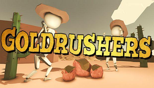 GOLDRUSHERS Free Download