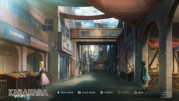 KARAKARA2 Torrent Download