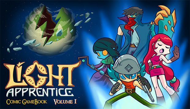Light Apprentice - The Comic Book RPG Free Download