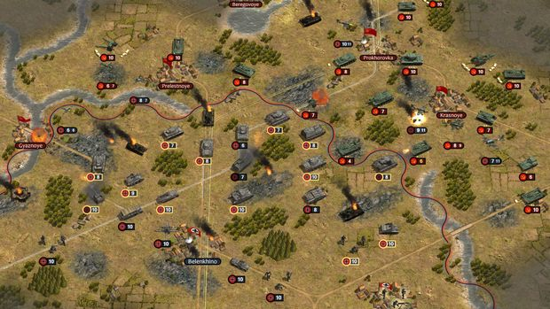 Order of Battle: Panzerkrieg PC Crack
