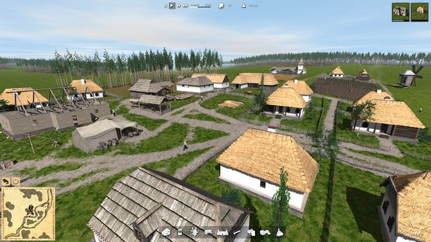 Ostriv - a city building game Free Download