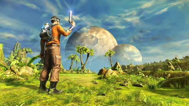 Outcast - Second Contact Torrent Download