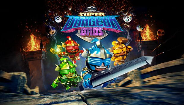 Super Dungeon Bros: Reloaded Free Download