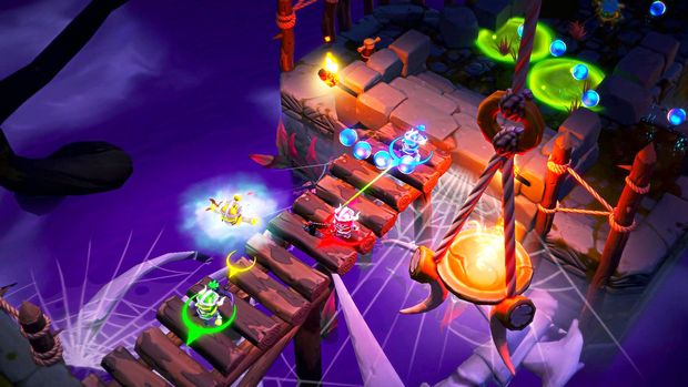 Super Dungeon Bros: Reloaded Torrent Download