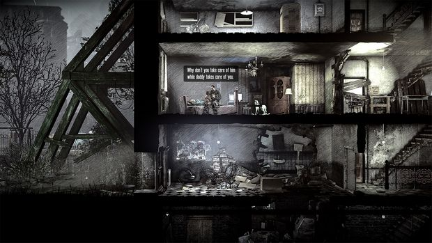 This War of Mine: Stories Father's Promise Torrent Download