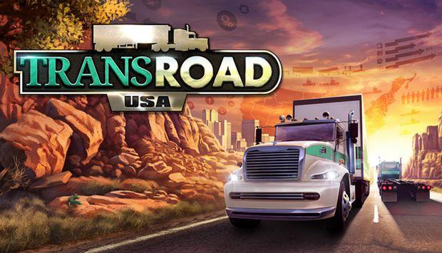TransRoad: USA Free Download