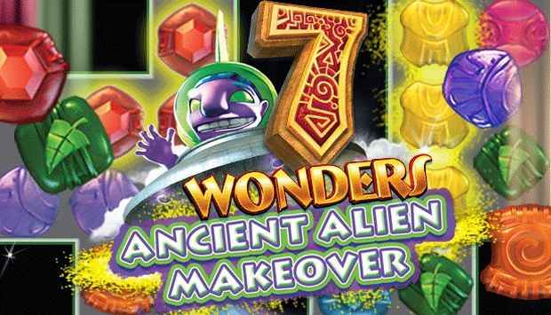 7 Wonders: Ancient Alien Makeover Free Download
