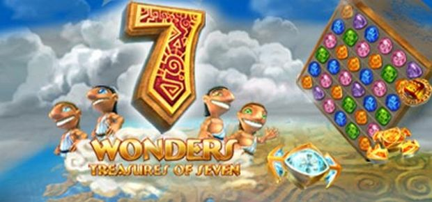 7 Wonders: Treasures of Seven Free Download