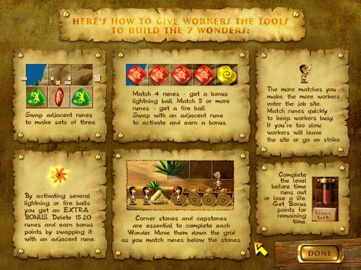 7 Wonders of the Ancient World PC Crack