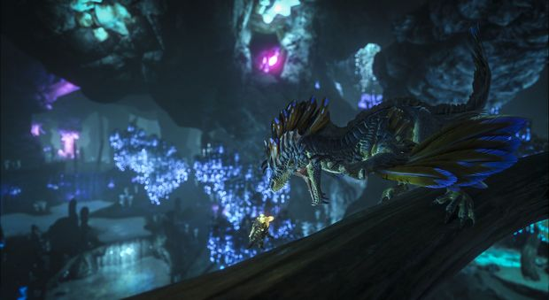 ARK: Survival Evolved Aberration Torrent Download