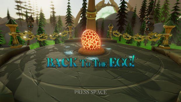BACK TO THE EGG! Torrent Download
