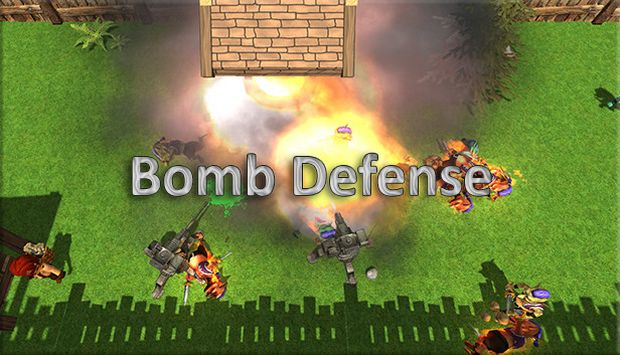 Bomb Defense Free Download