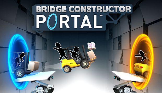 Bridge Constructor Portal Free Download (v1.2) « IGGGAMES