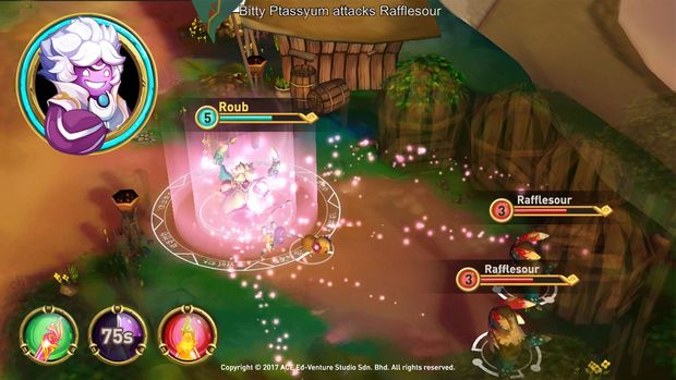 ChemCaper: Act I - Petticles in Peril Torrent Download