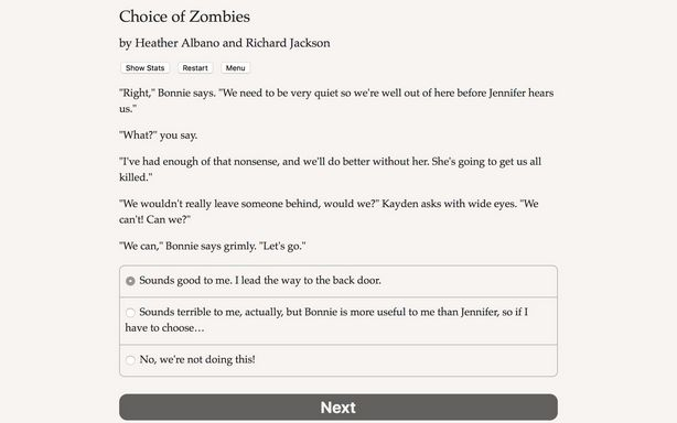 Choice of Zombies Torrent Download