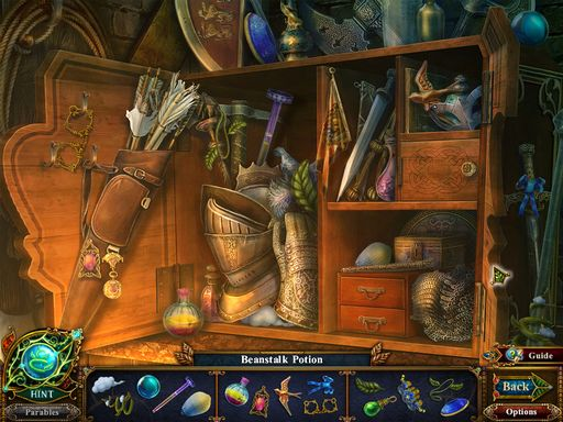 Dark Parables: Jack and the Sky Kingdom Collector's Edition PC Crack