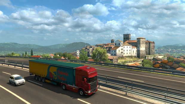 Euro Truck Simulator 2 Italia Torrent Download