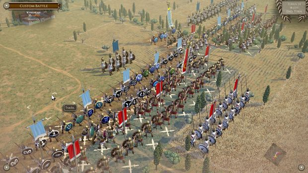 Field of Glory II: Immortal Fire Torrent Download