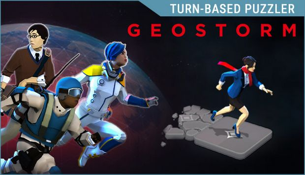 Geostorm - Turn-Based Puzzler Free Download