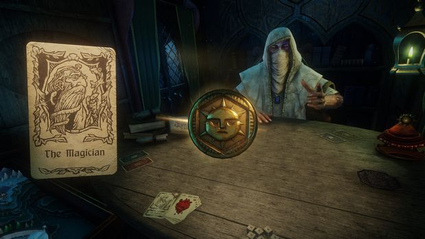 Hand of Fate 2 PC Crack