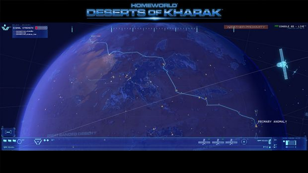 Homeworld: Deserts of Kharak PC Crack