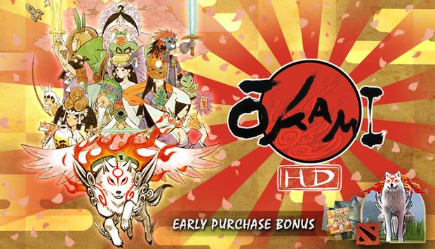 OKAMI HD Free Download