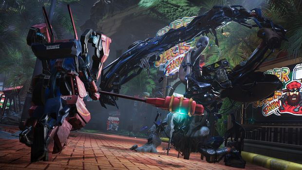 The Surge: A Walk in the Park Torrent Download