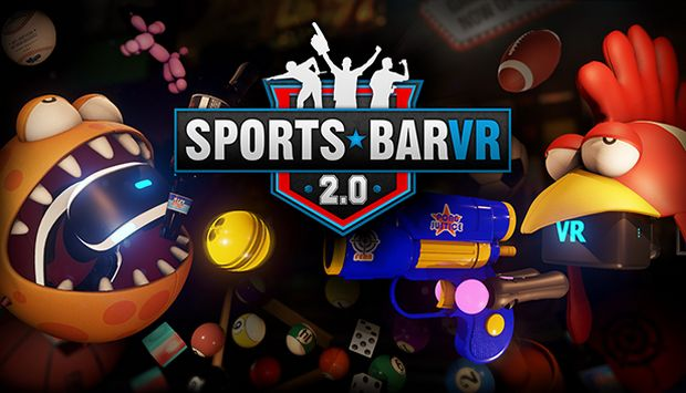 Sports Bar VR Free Download