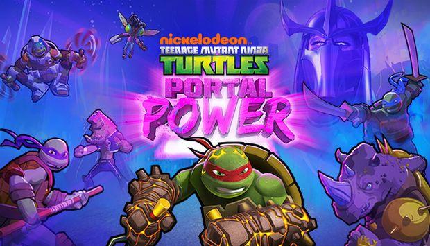 Teenage Mutant Ninja Turtles: Portal Power Free Download
