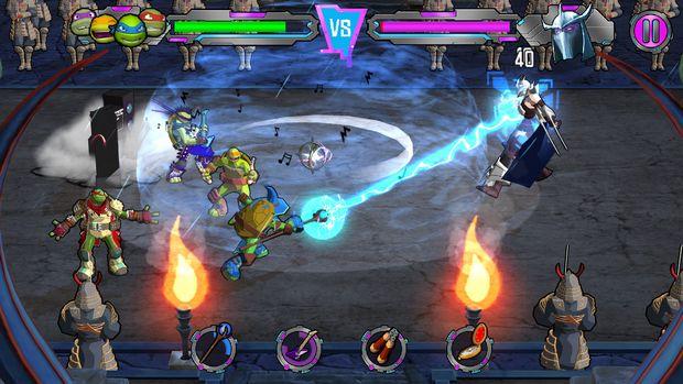 Teenage Mutant Ninja Turtles: Portal Power PC Crack