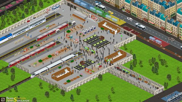Train Station Simulator Torrent Download
